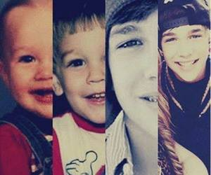 austin mahone, baby, and Austin image
