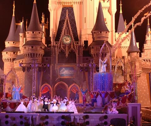 castle, perfect, and disney image