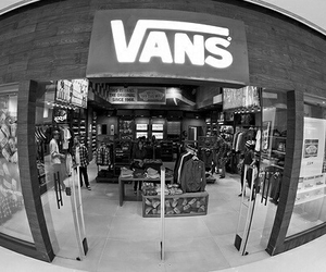 vans, shoes, and shop image