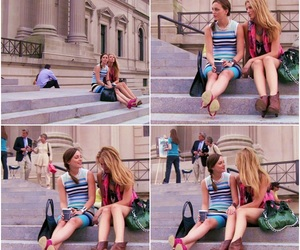 best friends, bff, and blair image