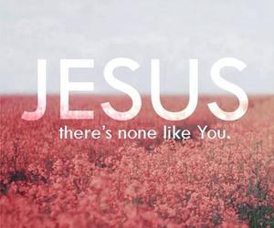 jesus, christian, and faith image