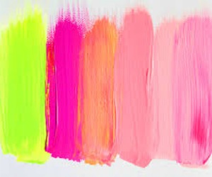 cool, ombre, and pink image