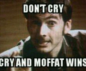 doctor who, meme, and moffat image