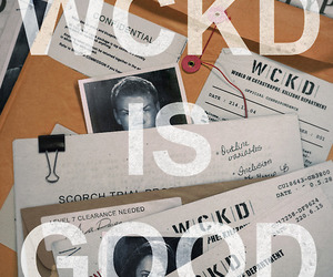 wckd, thomas, and wicked image