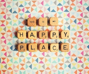 happy, place, and background image