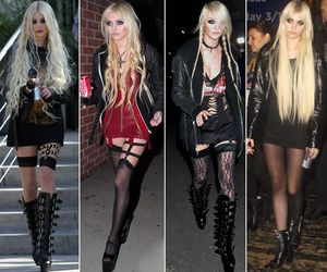 Taylor Momsen, beauty, and style image