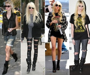Taylor Momsen and rock image