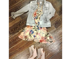 dresses, jean, and Nordstrom image