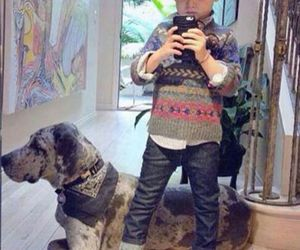 child, hipster, and fashion image