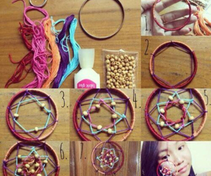 diy and dreamcatcher image