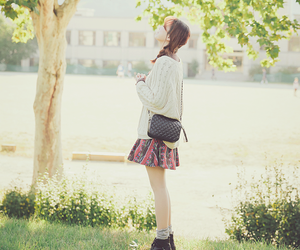 kfashion, cute, and ulzzang image