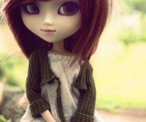 doll, pullip, and dummy image