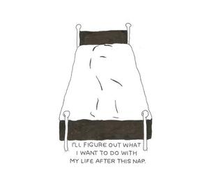 nap, life, and bed image