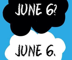 movie, june 6, and the fault in our stars image