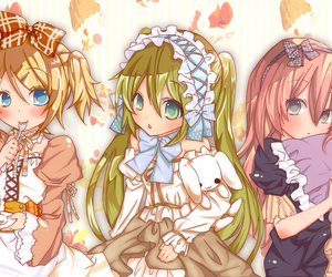 vocaloid and cute image