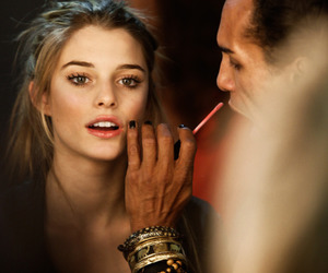model, make up, and makeup image