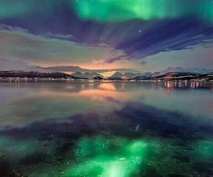 artic, Dream, and light image
