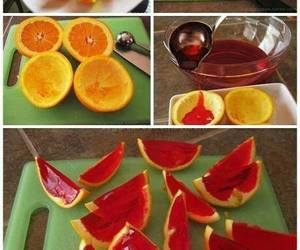 orange, food, and diy image