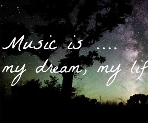 all, Dream, and music image