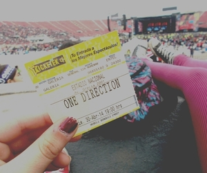 wwa tour and one direction image