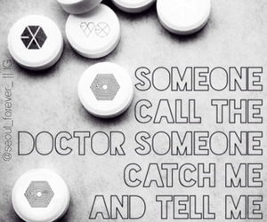 exo, kpop, and overdose image