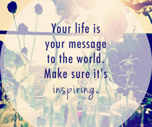 quotes, life, and inspiring image