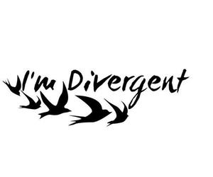 divergent, tris, and four image