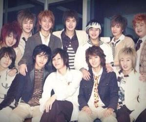 <3, lovely, and super junior image
