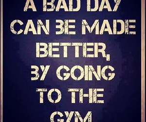 gym, fitness, and motivation image