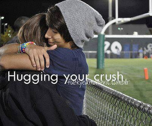 love, crush, and hug image