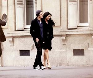couple, zac efron, and vanessa hudgens image