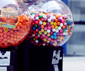 candy, sweet, and gum image