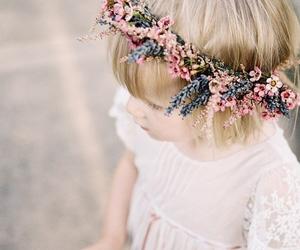 cute, girl, and beautiful image