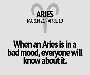 zodiac and aries image