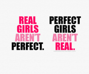 girl, perfect, and real image