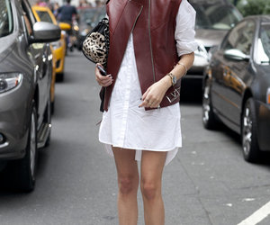 fashion blog and street style image