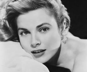 grace kelly, beauty, and actress image