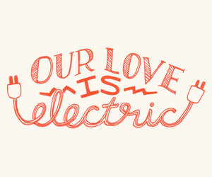 electric and love image