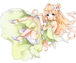 costume, anime art, and anime elf image