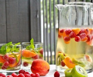 fruit, drink, and summer image
