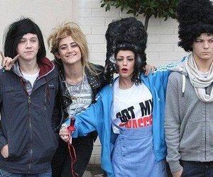 cher lloyd, niall horan, and louis tomlinson image