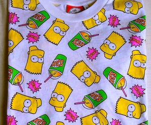 bart, simpsons, and bart simpson image