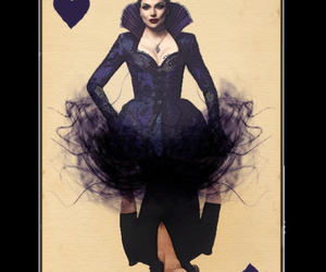 once upon a time, the evil queen, and ouat image