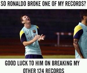 Barcelona, football, and funny image