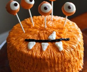 cake and monster image