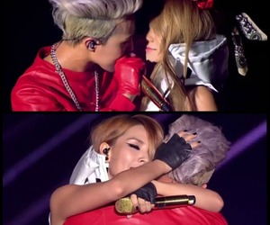 2ne1, big bang, and bigbang image