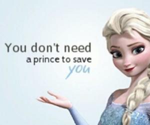 frozen, girl power, and elsa image
