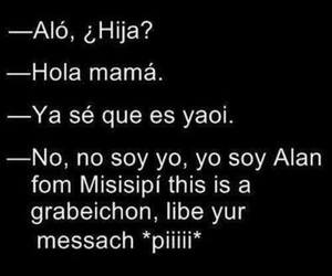 funny, mom, and spanish image