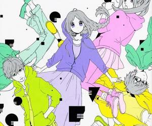 manga and hirunaka no ryuusei image