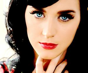 beauty, eyes, and katy image